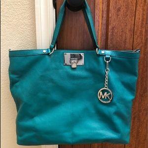 Oversized MK purse